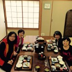 Guest 4 ladies from Taiwan