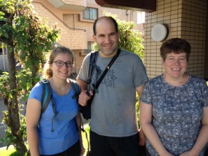 Guest family from Switzerland !