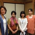 Guest from Hamamatsu