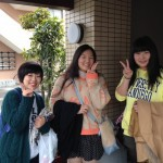 Guest group from Gunma