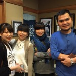 Guest group from Taiwan 2
