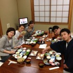 Guest group from Tokyo