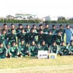 Guest highschool players from Gifu