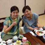 Guest ladies from Hongkong