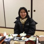 Guest lady from Thailand
