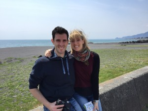 Italian guest couple from Ireland